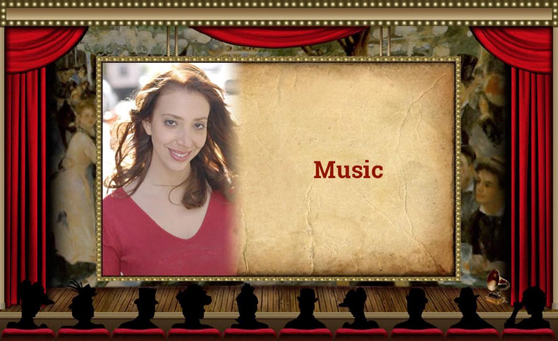 MUSIC at Marissa Katz