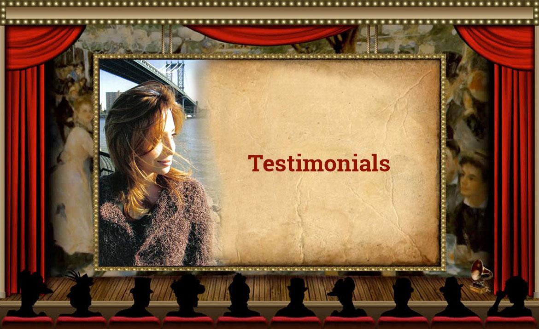 Testimonials Page Marissa Katz